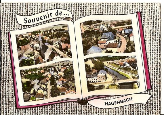1965 Quelques vues du village