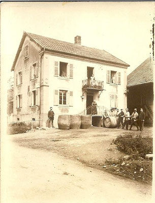 1913 Maison BOHRER