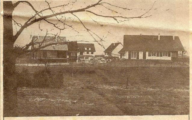 1979 Lotissement communal