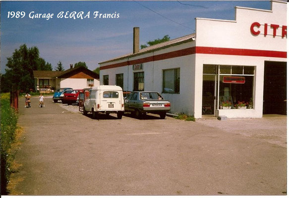1989 Garage BERRA Francis