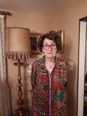 Monique FRONTERA 85 ans le 5 mai