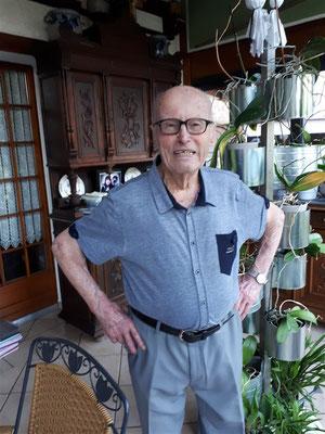 Marcel REIN 90 ans le 18 mars