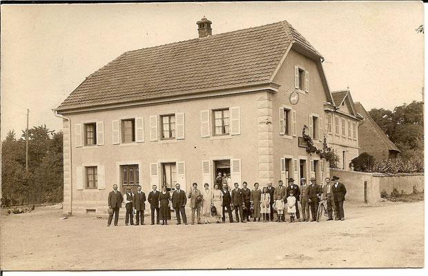 1920 Café MEYER