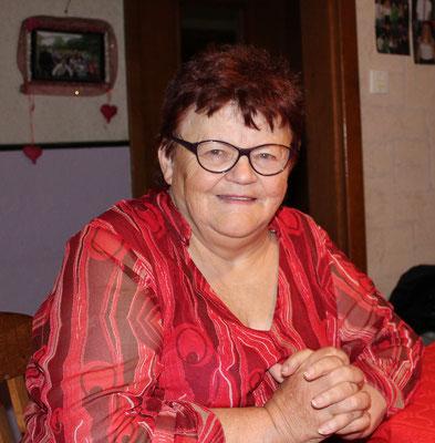 Elisabeth KILIAN 80 ans le 04 septembre