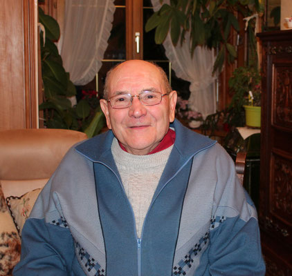 Gérard BERCHTOLD 80 ans le 20 novembre
