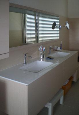 Badezimmer Schreiner Waschtisch