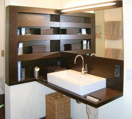 Badezimmer Schreiner