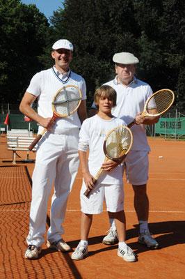 Eugen, Filip & Herbert