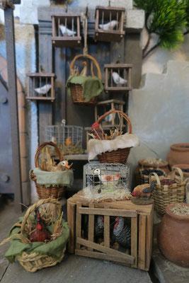 Vogeltjes markt