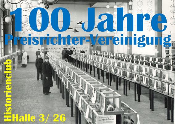 100 Jahre Preisrichter-Vereinigung