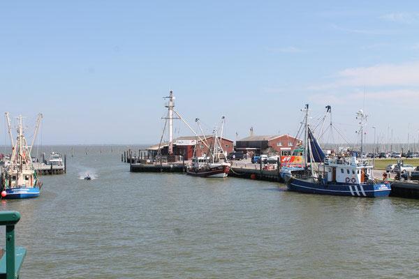Der kleine Fischerhafen