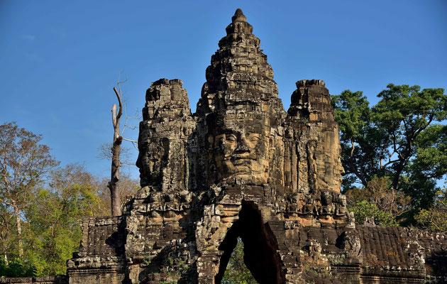 Südtor zu Angkor Thom