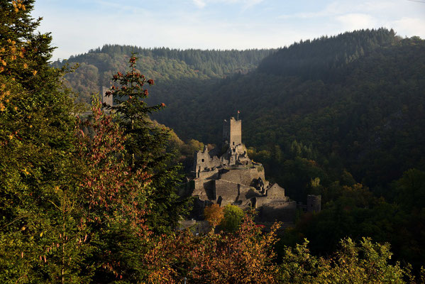 Die Niederburg von Manderscheid