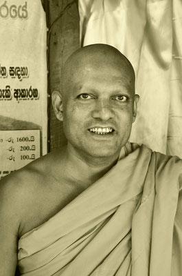 Buddhister Mönch