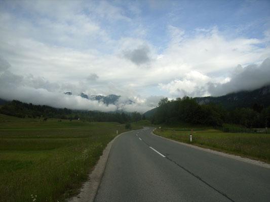 Auf gehts zum Bohinjsko See