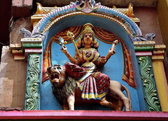 Neben dem Buddhismus ist der Hindhuismus die verbreiteste Religion in Sri Lanka.