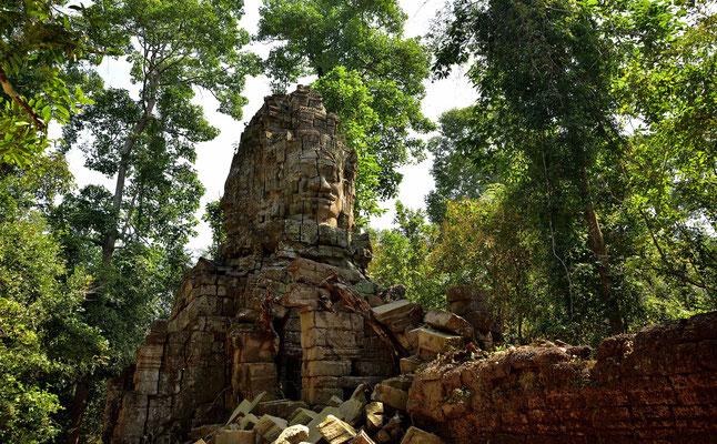 Gopuram zu Ta Prohm