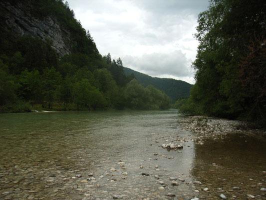 und noch ein idyllischer Fluss