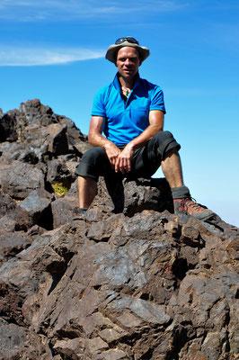 2014 ging es mit der DAV Sektion Aschaffenburg auf den Djebbel Toubkal, höchster Berg Nordafrikas.