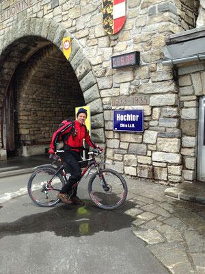 2014 fuhr ich vom Chiemsee nach Bled in Slowenien, höheunkt war mit Sicherheit die Etappe über die Großglockner Hochalpenstarße.
