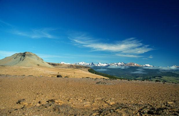 Auf einem tollen Rundweg kommt man durch verschiedene Vegetationszonen. Auf fast 1350 m höhe hat man eine fantastische Aussicht.