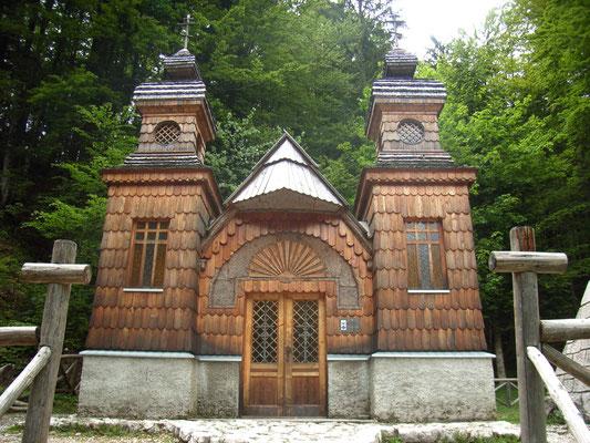 An der Russenkirche