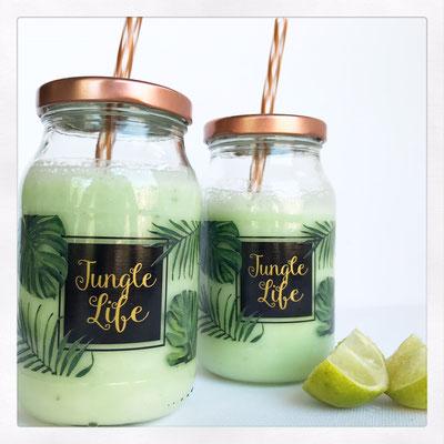 Komkommer Jungle smoothie