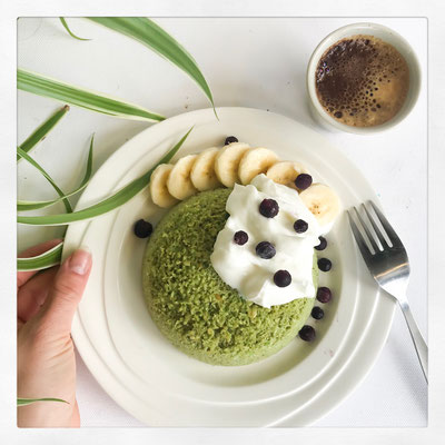 Avocado Mugcake