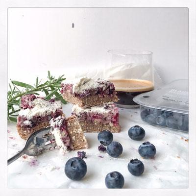 Bosvruchten koeken (eiwitrijk)