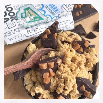 Cookie-dough bowl