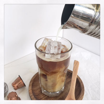 Caramel Iced koffie