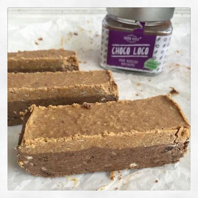 Pindakaas & Chocolade Proteïne repen