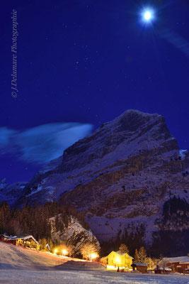 Une nuit au sommet