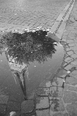 Rouen après la pluie