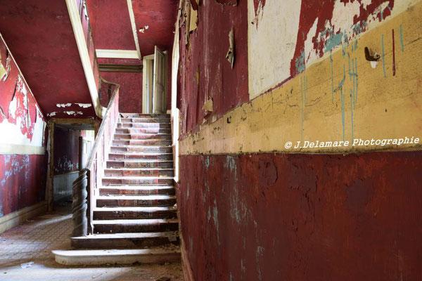 Escalier de maître