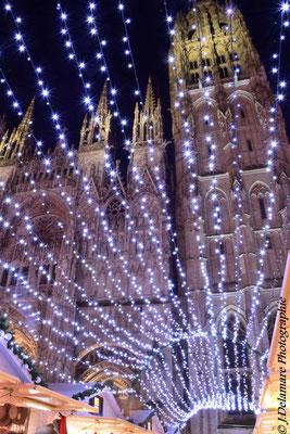 Les lumières de la cathédrale