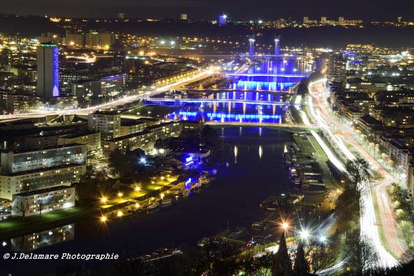 Rouen bleu