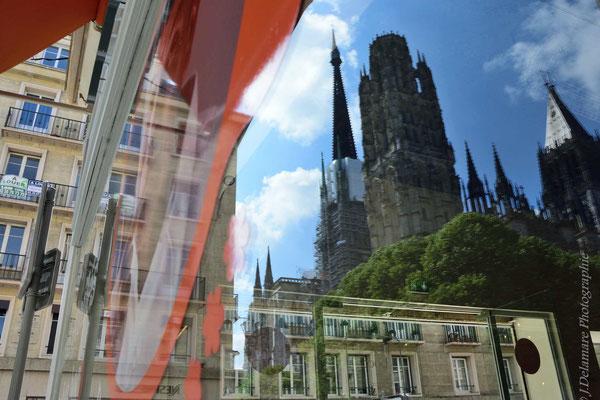 La vitrine de Rouen