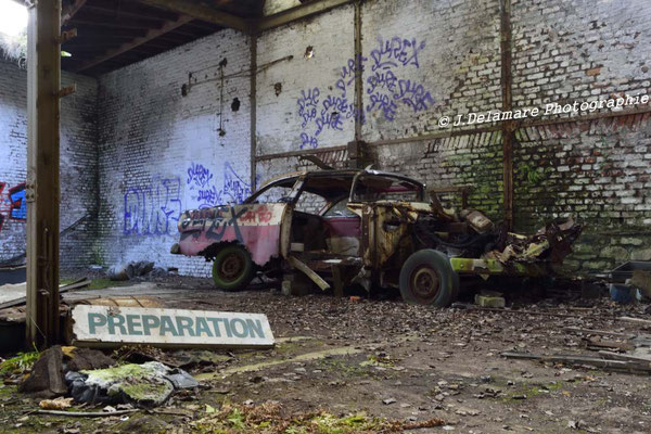 Préparation automobile