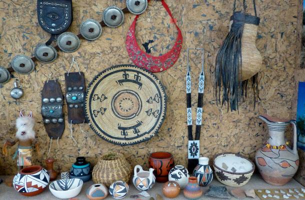 Exponate aus dem Südwesten der USA      COPYRIGHT: Thomas Merbt