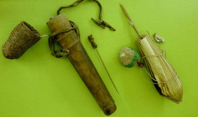 Indianermuseum Derenburg zeigt Exponate aus Südamerika COPYRIGHT: Thomas Merbt