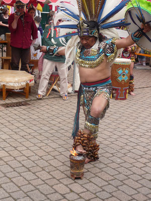 Indianertänze