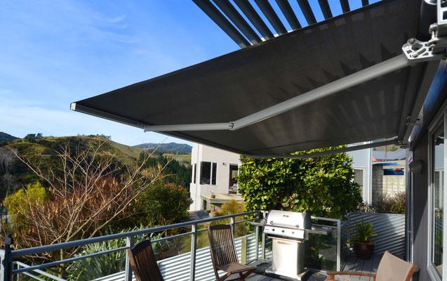 Franciaflex Horizon Retractable Awning, Nelson, New Zealand