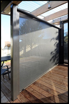 Outdoor Blinds, Richmond, Nelson, New Zealand