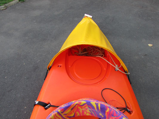 Fishing Kayak Cover, Nelson, New Zealand