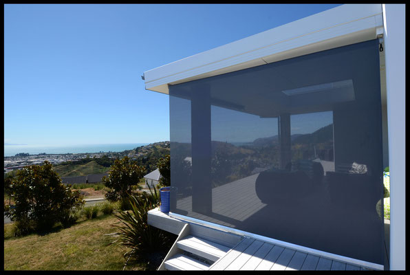 Outdoor Blinds, Nelson, New Zealand