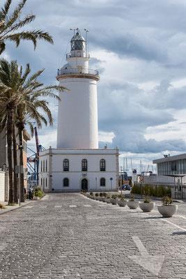 Malaga, Spanien