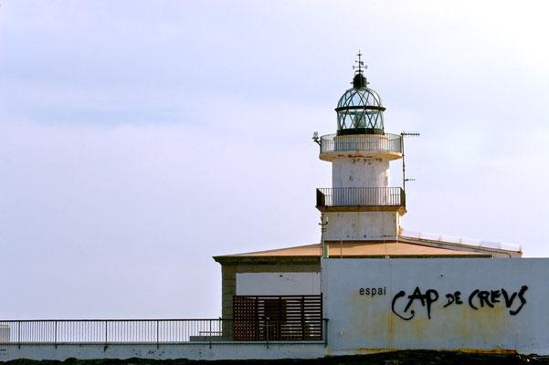 Faro Cabo de Creus, Spanien