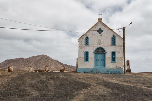 Farol de Pedra de Lume, Sal