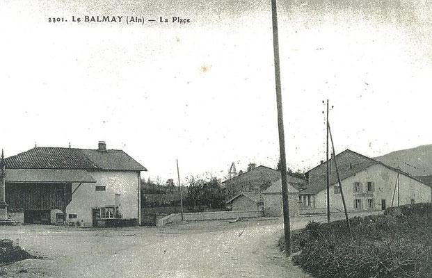 Place du Balmay